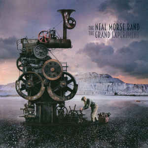 MORSE, NEAL -BAND- – GRAND EXPERIMENT (CD)