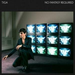 TIGA – NO FANTASY REQUIRED (CD)