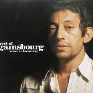 GAINSBOURG, SERGE BEST OF COMME UN BOOMERANG 2CD  –  (CD)