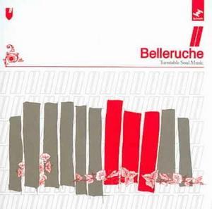 BELLERUCHE – TURNTABLE SOUL-MUSIC (CD)