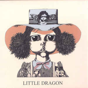 LITTLE DRAGON – LITTLE DRAGON (LP)