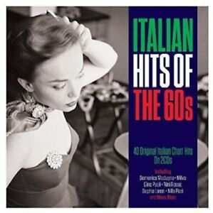VARIOUS ARTISTS – ITALIAN HITS OF THE 60S (2xCD)