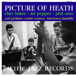 BAKER, CHET – PICTURE OF HEATH (LP)