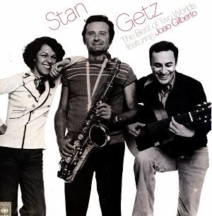 GETZ, STAN & JOAO GILBERT – STAN GETZ & JOAO GILBERTO (LP)