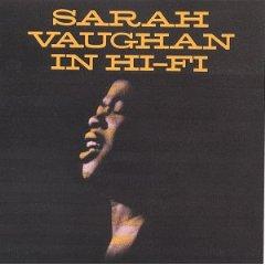 SARAH VAUGHAN IN HI-FI –  (2xLP)