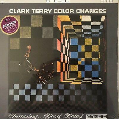 TERRY, CLARK – COLOR CHANGES (LP)