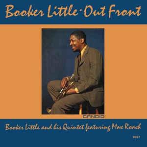 BOOKER LITTLE –  OUT FRONT (LP)