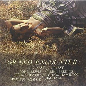 JOHN LEWIS: GRAND ENCOUNTER –  (LP)