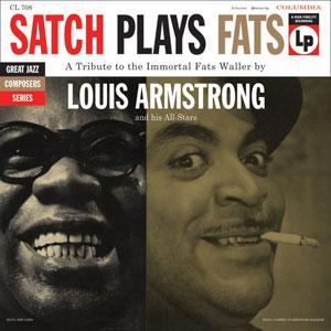 ARMSTRONG, LOUIS – SATCH PLAYS FATS (LP)