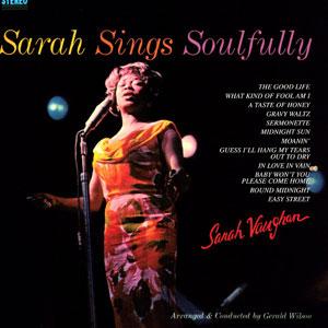 VAUGHAN, SARAH – SINGS SOULFULLY (LP)