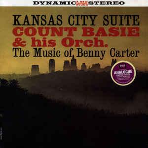 COUNT BASIE & HIS ORCHESTRA: KANSAS CITY SUITE –  (LP)