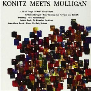 KONITZ, LEE/GERRY MULLIGA – KONITZ MEETS MULLIGAN (LP)