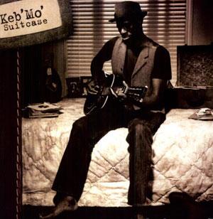KEB' MO': SUITCASE –  (LP)