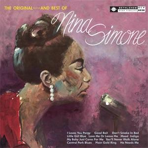 NINA SIMONE: LITTLE GIRL BLUE –  (LP)
