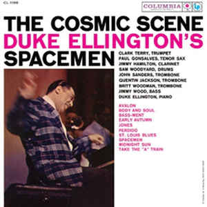 ELLINGTON, DUKE – COSMIC SCENE (LP)