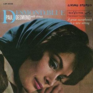 DESMOND, PAUL – DESMOND BLUE (LP)