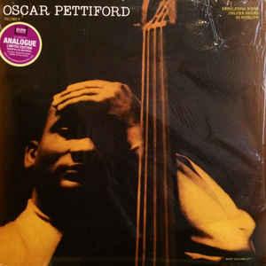 OSCAR PETTIFORD –  VOLUME 2 (LP)