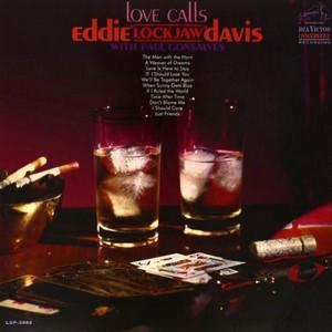 DAVIS, EDDIE -LOCKJAW- – LOVE CALLS (LP)