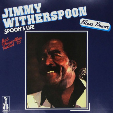 WITHERSPOON, JIMMY – SPOON'S LIFE (LP)