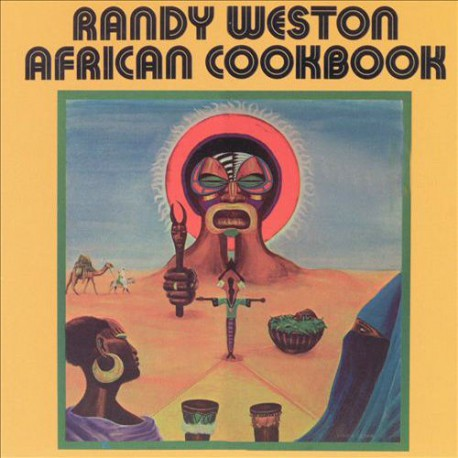 WESTON, RANDY – AFRICAN COOKBOOK (LP)