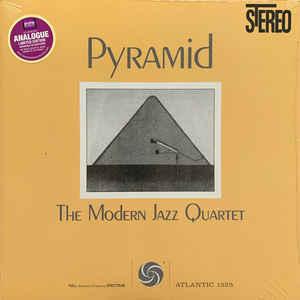 MODERN JAZZ QUARTET –  PYRAMID (LP)