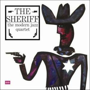 MODERN JAZZ QUARTET – SHERRIF (LP)