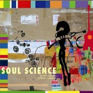 ADAMS, JUSTIN – SOUL SCIENCE (CD)