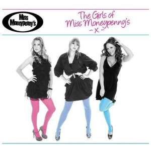 MISS MONEYPENNY'S – GIRLS OF MISS MONEYPENNY'S' (3xCD)