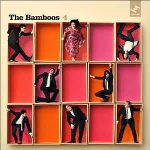 BAMBOOS 4 LP BT  –  (LP)