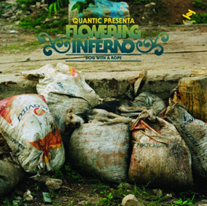 FLOWERING INFERNO – DOG WITH A ROPE (CD)