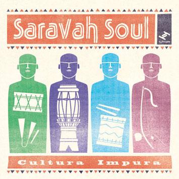 SARAVAH SOUL – CULTURE IMPURA (CD)