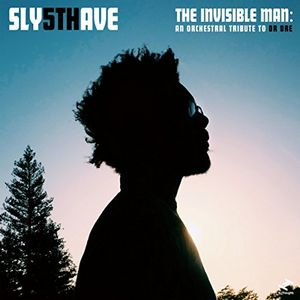 SLY5THAVE – INVISIBLE MAN: AN ORCHESTRAL TRIBUTE TO DR.DRE (2xLP)