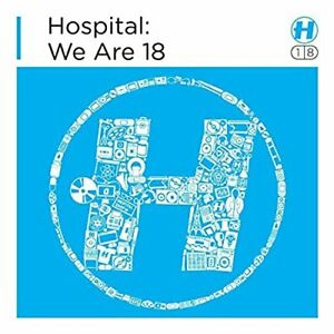 V/A – HOSPITAL: WE ARE 18 (3xCD)