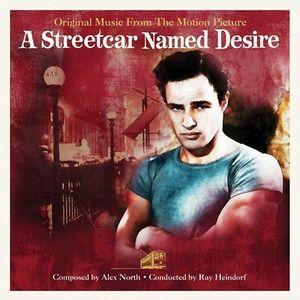 OST – A STREETCAR NAMED DESIRE (LP)
