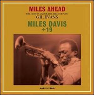 DAVIS, MILES – MILES AHEAD (LP)