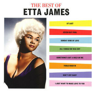 JAMES, ETTA – BEST OF (LP)