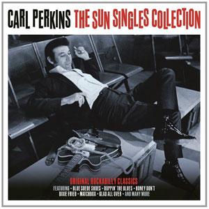 PERKINS, CARL – SUN SINGLES COLLECTION (LP)