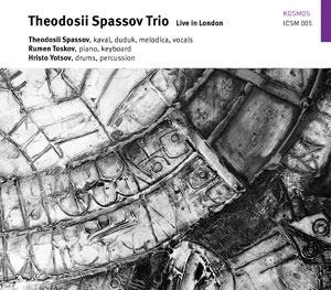 SPASSOV, THEODOSII TRIO / ТЕОДОСИЙ СПАСОВ ТРИО – LIVE IN LONDON (CD)