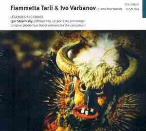 STRAVINSKY/ TARLI, VARBANOV – LEGENDES ANCIENNES – PETROUCHKA, LE SACRE (CD)