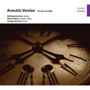 ACOUSTIC VERSION / АКУСТИЧНА ВЕРСИЯ – TIME IN, TIME OUT (CD)