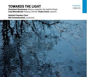 RAUTAVAARA/WENNAKOSKI/ LIVORSI – TOWARDS THE LIGHT (CD)