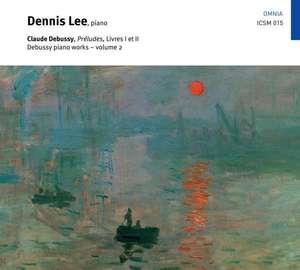 DEBUSSY, CLAUDE. – PRELUDES I & II (CD)