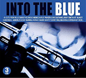 VARIOUS ARTISTS – INTO THE BLUE (3xCD)