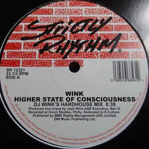 WINK, JOSH – HIGHER STATE..-RMX- (12in)