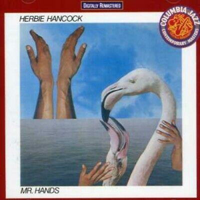 HANCOCK, HERBIE – MR. HANDS (CD)