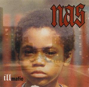 NAS – ILLMATIC (CD)