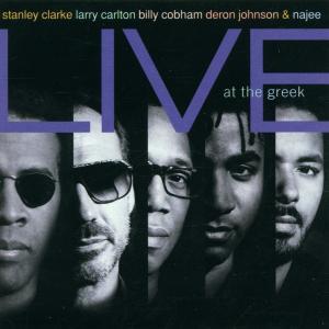CLARKE, STANLEY & FRIENDS – STANLEY CLARKE & FRIENDS LIVE (CD)