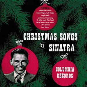 SINATRA, FRANK – CHRISTMAS SONGS BY SINATRA (CD)