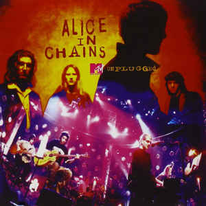 ALICE IN CHAINS – UNPLUGGED (CD)