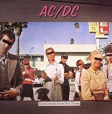 AC/DC – DIRTY DEEDS DONE DIRT CHEAP (LP)